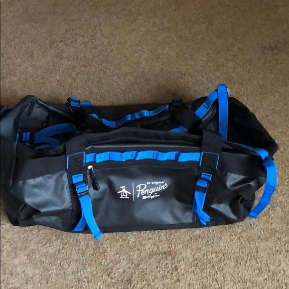 Original Penguin Bags   Penguin Duffel Bag   Poshmark 9f99ad62a4